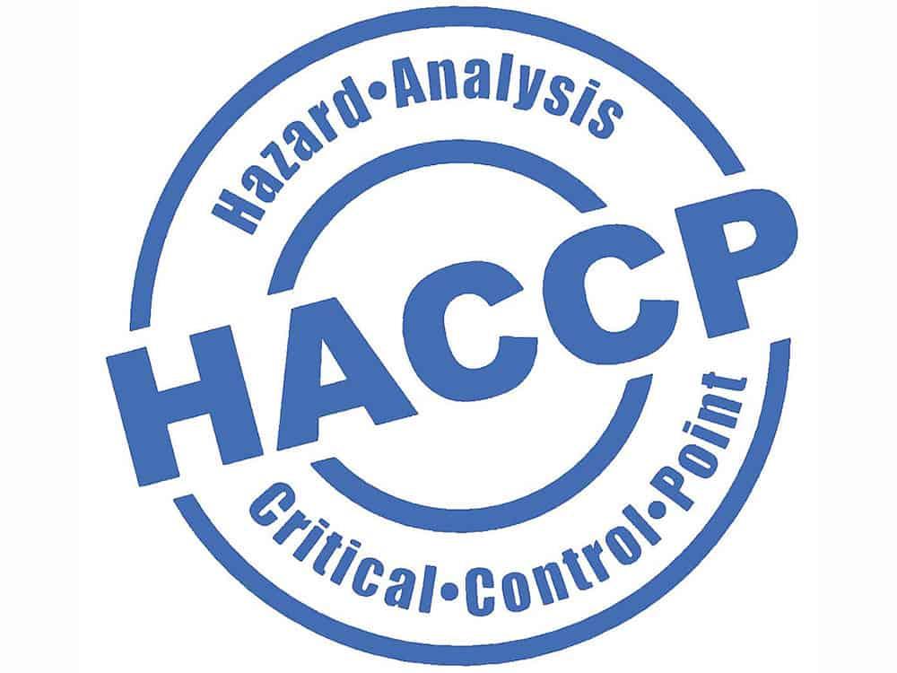 Adeguamento HACCP